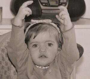 Ella's early version of RABBIT