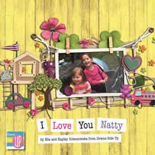 natty book
