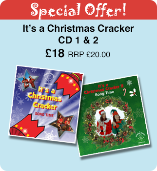MPM23211  Its a Christmas Cracker CD 12  Singing Hands (002)