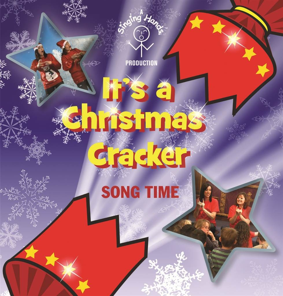 Christmas Singing Images.Singing Hands It S A Christmas Cracker Song Time Cd