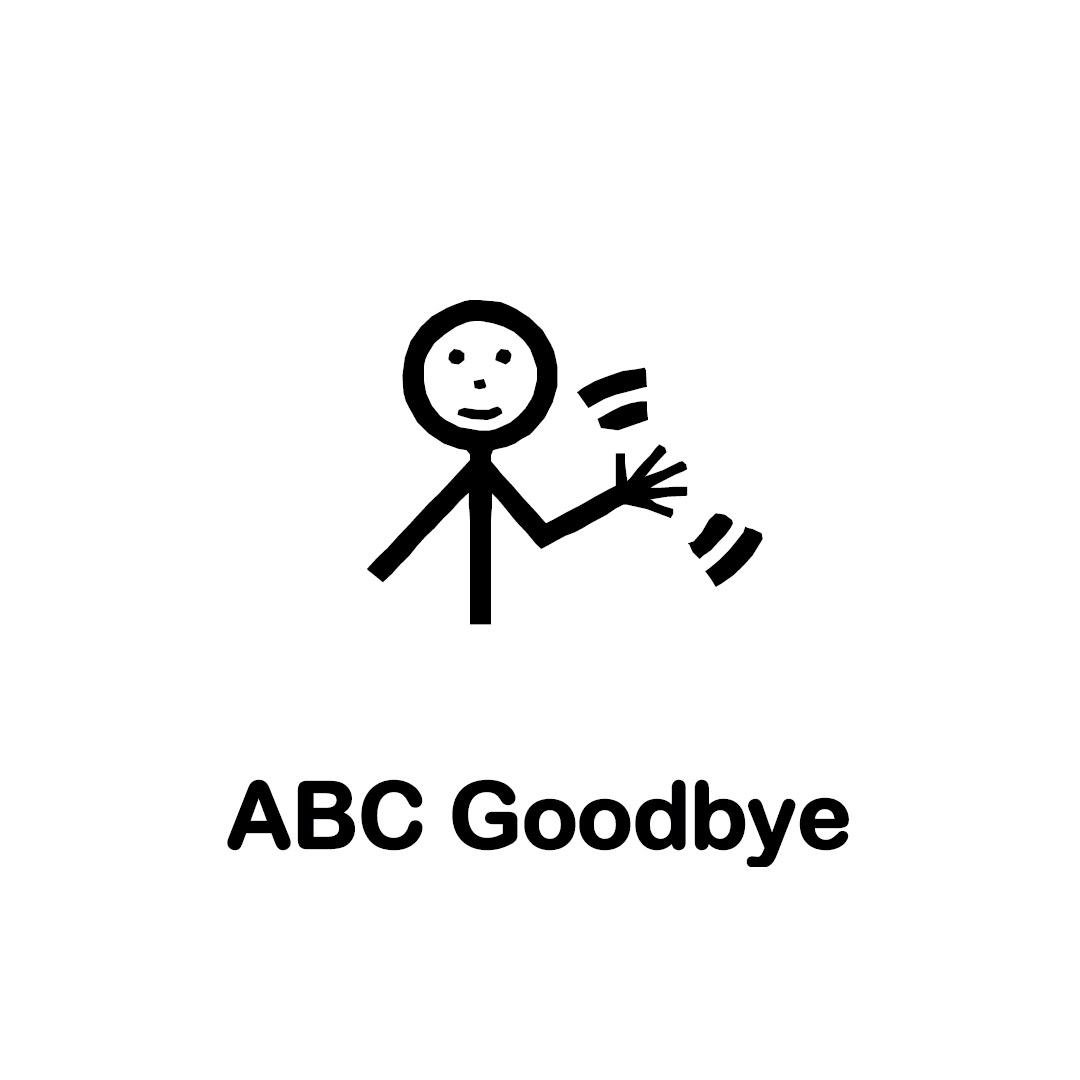 ABC Goodbye Songsheet
